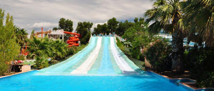 Theme parks close to Nice