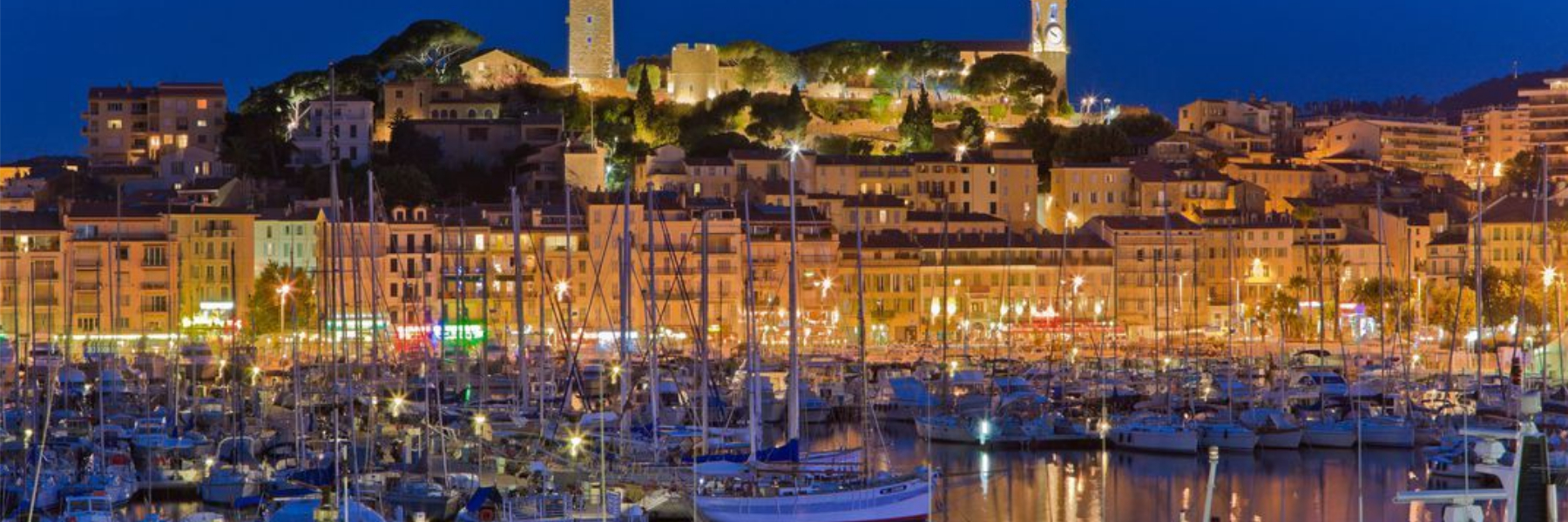 a campsite in the French Riviera perfect for exploring seaside cities