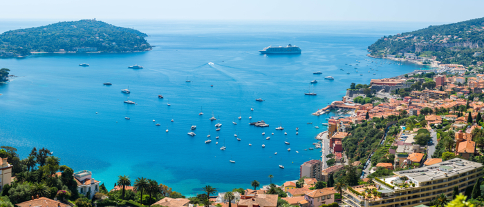Visit the French Riviera with a campsite rental